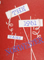 Norwester 1961, Upper Arlington High School Yearbook, Vol. 37
